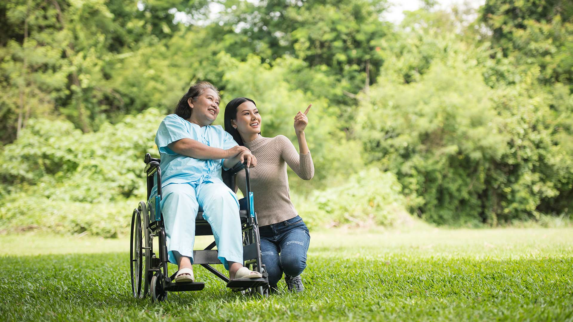 Giving Working Individuals Caregiver Support